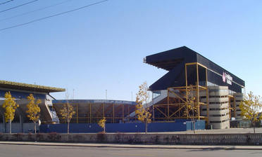 Bomber Stadium